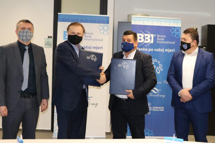 Muamer Salkić i Amer Bukvić BBI / Suavd Šahinović i Almir Tutić Kantonalni fond